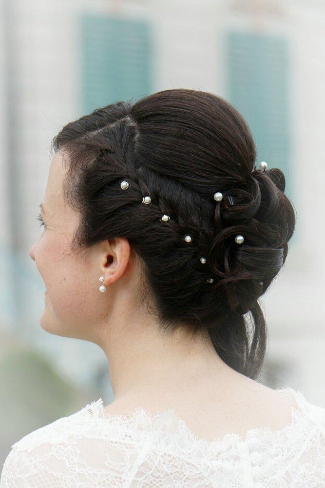 Brautfrisur vom Hair Creative Team